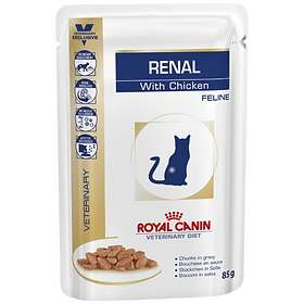 Royal Canin FVD Renal Chicken 12x0,085kg