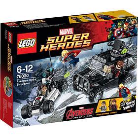 LEGO Marvel Super Heroes 76030 Hämnarnas Hydra-uppgörelse