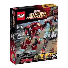 LEGO Super Heroes 76031 Marvel The Hulk Buster Smash