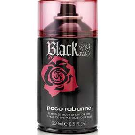 Xs Paco Spray 250ml For Rabanne Her Black Deo TuKc3F1lJ