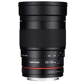 Samyang MF 135/2,0 ED UMC for Canon