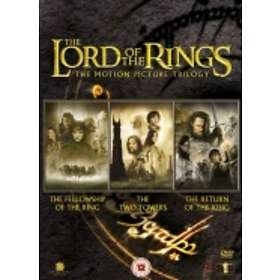 The Lord of the Rings - The Motion Picture Trilogy (3-Disc) (UK)