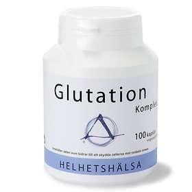 Helhetshälsa Glutationkomplex 100 Kapsler