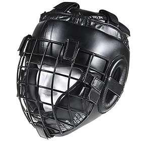 Metal Boxe Grill Helmet (MB423G)