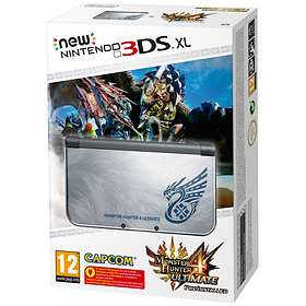 Nintendo New 3DS XL (+ Monster Hunter 4 Ultimate) - Special Edition