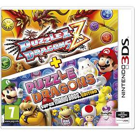 Puzzle & Dragons Z + Puzzle & Dragons: Super Mario Bros. Edition (3DS)
