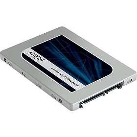 """Crucial MX200 2.5"""" 7mm 250GB"""
