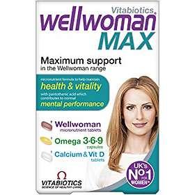 Vitabiotics Wellwoman Max 84pcs