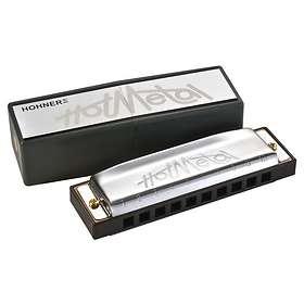 Hohner Diatonic Hot Metal (G)