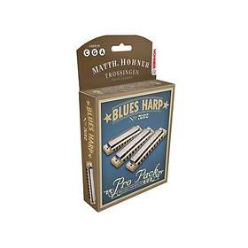 Hohner Blues Harp ProPack (C/G/A)