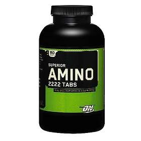 Optimum Nutrition Superior Amino 2222 300 Kapsler