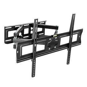 TecTake Väggfäste för 32-63 tum (81-165cm) vinklingsbar vridbar