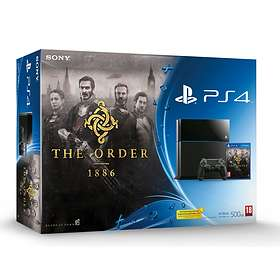 Sony PlayStation 4 500GB (+ The Order 1886)