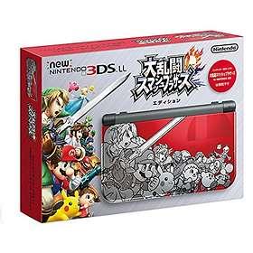 Nintendo New 3DS XL (incl. Super Smash Bros.) - Special Edition