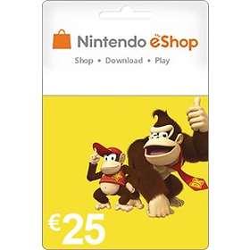 Nintendo eShop Card - 25 EUR