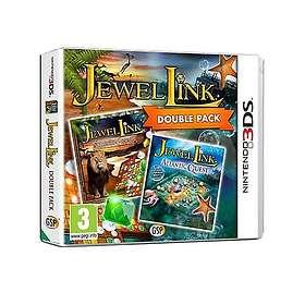Jewel Link Double Pack: Atlantic Quest + Safari Quest