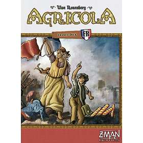 Z-Man Games Agricola: France Deck (exp.)