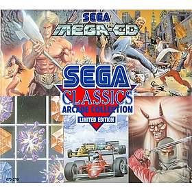 SEGA Classics Arcade Collection - Limited Edition (Mega Drive)