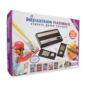 AtGames Intellivision Flashback Classic Game Console