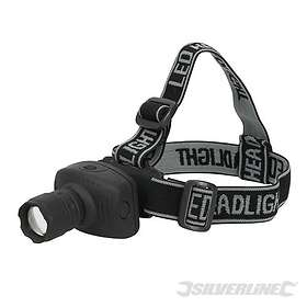 Silverline Tools Led Head Torch