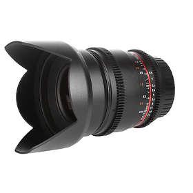 Samyang 16/2.2 ED AS UMC CS II VDSLR for Canon
