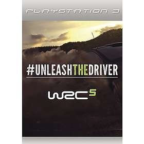 WRC 5: FIA World Rally Championship (PS3)