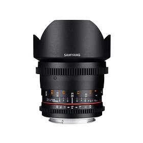 Samyang 10/3,1 ED AS NCS CS II VDSLR for Canon