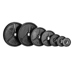 Nordic Fighter Iron Weight Plate 50mm 20kg