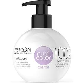Revlon Nutri Color Creme 1002 White Platinum 250ml
