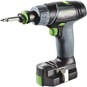 Festool TXS Li 2,6-Plus (2x2,6Ah)