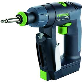 Festool CXS Li 2,6-Set (2x2,6Ah)