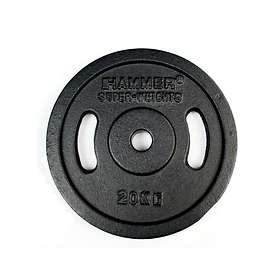 Hammer Sport Weight Plates 2x20kg