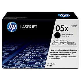 HP 05X (Nero) 2-pack