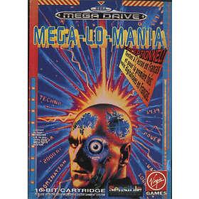 Mega Lo Mania (Mega Drive)