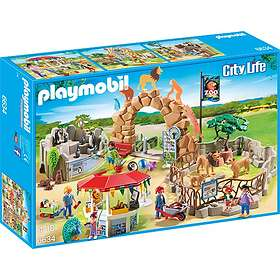 Playmobil City Life 6634 Large City Zoo