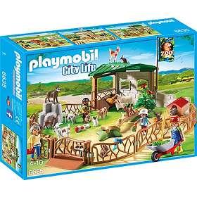 Playmobil City Life 6635 Children's Petting Zoo