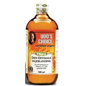 Flora Health Udo's Choice Den Optimale Oljeblanding 500ml