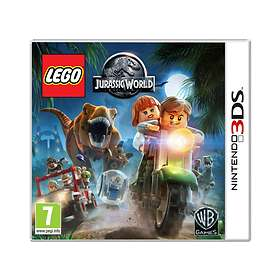 LEGO: Jurassic World (3DS)