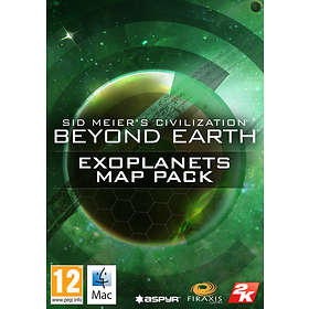 Civilization: Beyond Earth - Map Pack: Exoplanets (Mac)