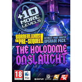 Borderlands: The Pre-Sequel! Expansion: The Holodome Onslaught