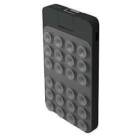 Ksix Power Bank with Suction Pad 3000
