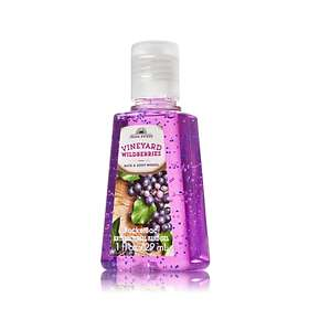 Bath & Body Works Vineyard Wildberries Pocketbac Sanitizing Hand Gel 29ml