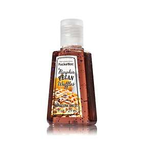 Bath & Body Works Pumpkin Pecan Waffles Pocketbac Sanitizing Hand Gel 29ml