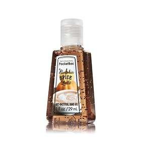 Bath & Body Works Pumpkin Spice Latte Pocketbac Sanitizing Hand Gel 29ml
