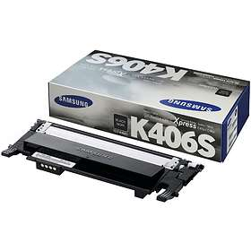 Samsung CLT-K406S (Svart)