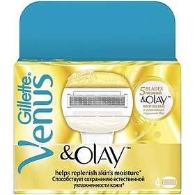 Gillette Venus & Olay 4-pack