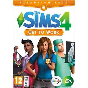 The Sims 4 Expansion: Al Lavoro
