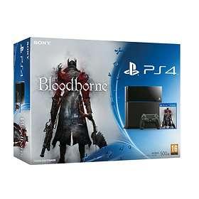 Sony PlayStation 4 500Go (+ Bloodborne)