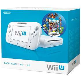Nintendo Wii U Basic (incl. Super Smash Bros.)