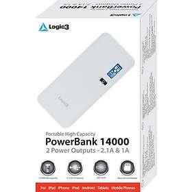 Logic3 PowerBank 14000